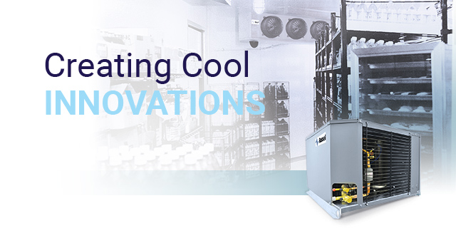 russell manufactures a complete line of energy-efficient commercial  refrigeration equipment and solutions  unit coolers � air cooled condensers