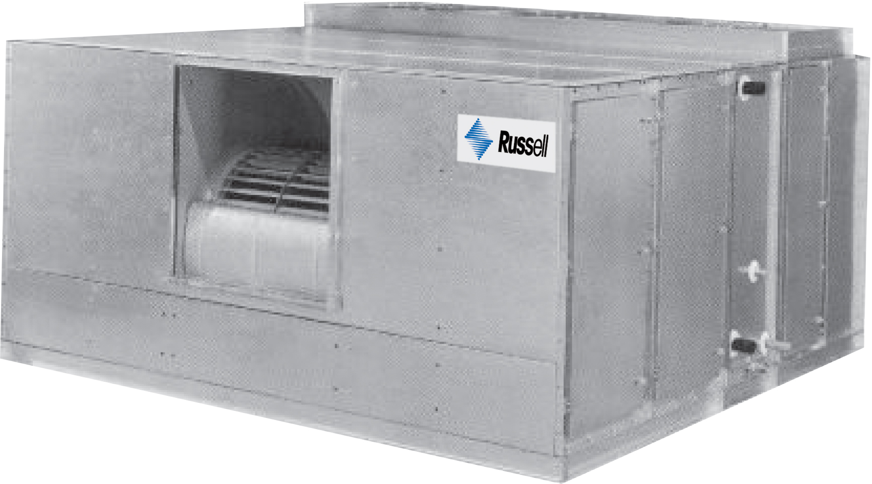 #2E6A9D Russell Central Station Air Handlers Highly Rated 4599 Hydronic Coil Air Handler wallpapers with 1731x961 px on helpvideos.info - Air Conditioners, Air Coolers and more